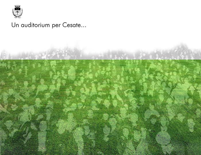 Cesate Auditorium Fabrizio Guccione architetto Milano architettura FGSA studio di architettura architecture architect