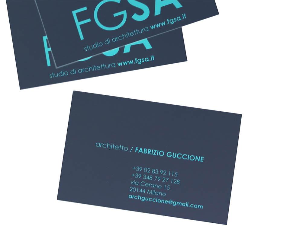 FG SA studio di architettura Fabrizio Guccione Architetto