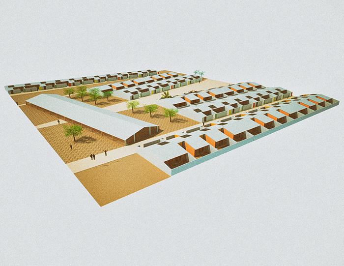 Senegal architecture architect Fabrizio Guccione Dakar housing FGSA studio di architettura