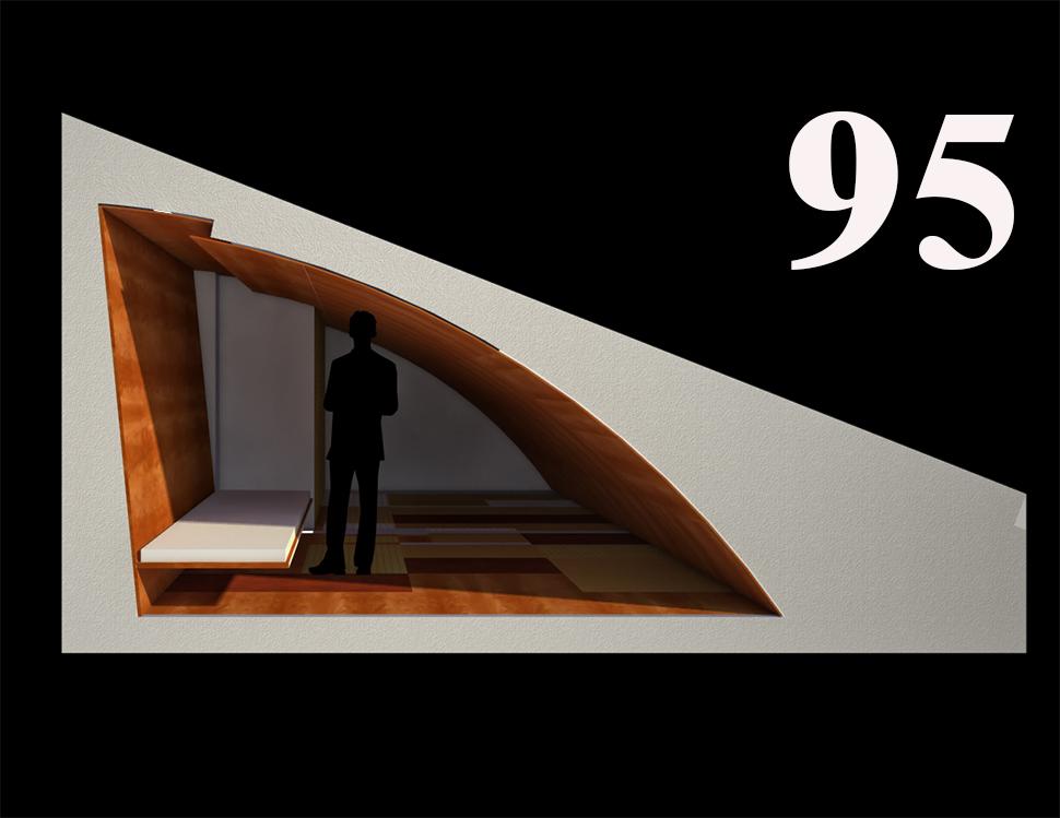 meditazione spazio cassa armonica FG SA studio di architettura Fabrizio Guccione Architetto