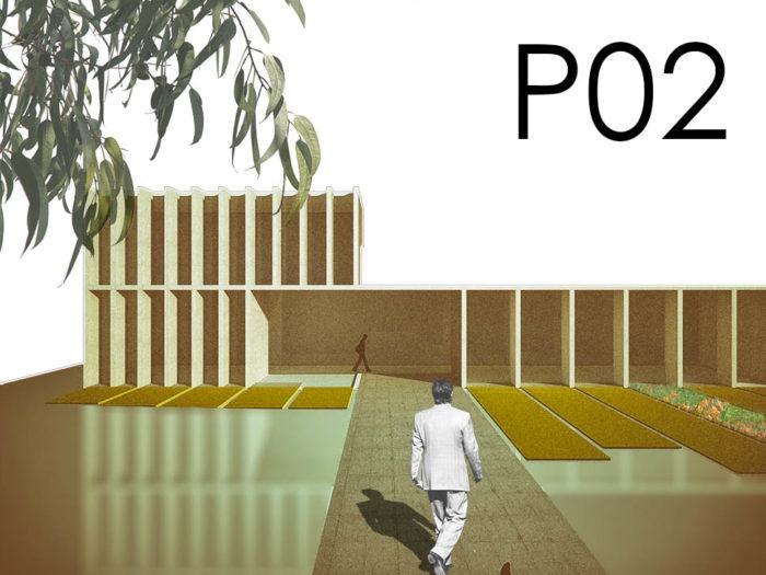 office building FG SA studio di architettura Fabrizio Guccione Architetto