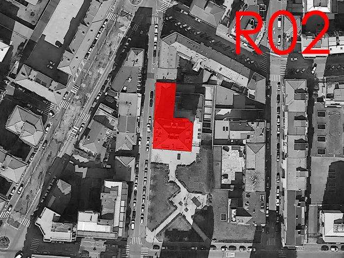 FGSa studio di architettura Milano Sesto San Giovanni Sergio Torlaschi Marco Torlaschi housing residenza