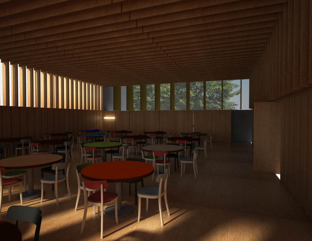 FG SA studio di architettura Fabrizio Guccione Architetto Milano Ristorante Restaurant Food Sound Wood Acustic Quality Concept Italy