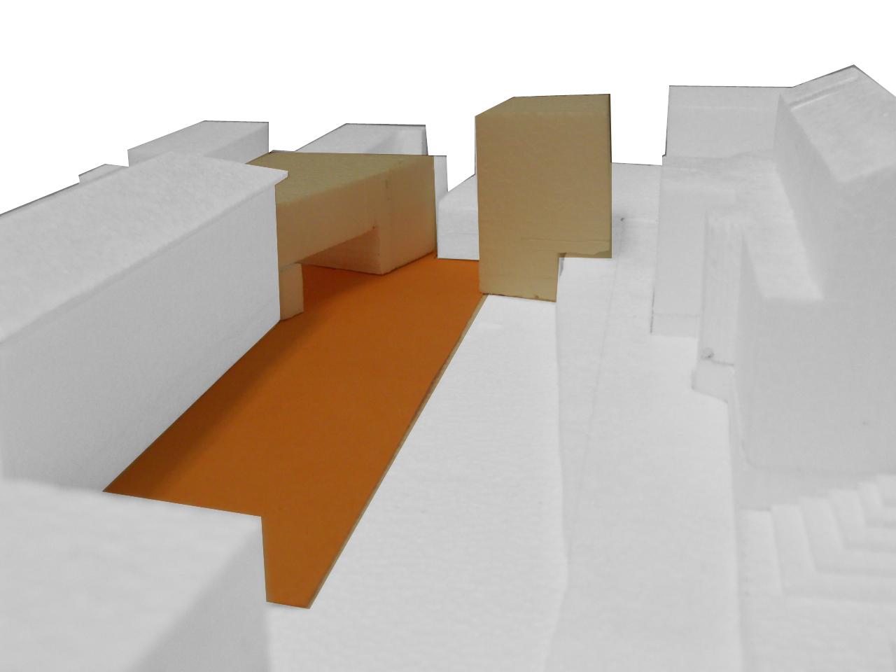 FGSA studio di architettura Cesate centro storico piano di recupero Fabrizio Guccione architetto Milano urban planning disegno urbano