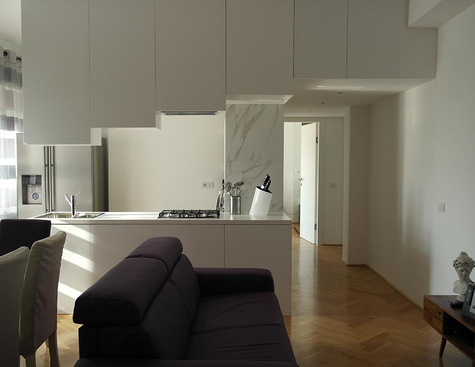 FGSA Fabrizio Guccione architetto studio di architettura interni interior temporary luxury suite