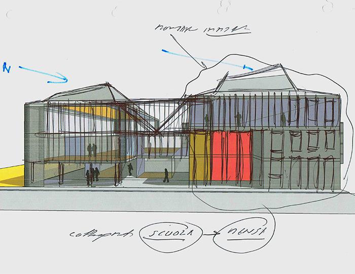 FGSA Fabrizio Guccione architetto studio di architettura Milano Innechen