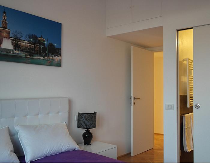 FGSA Fabrizio Guccione architetto studio di architettura interni interior temprary luxury suite