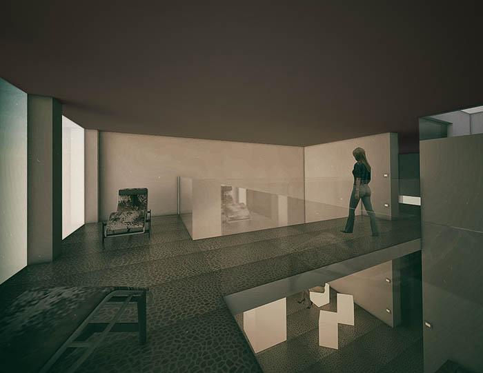 milano loft interior FG SA studio di architettura Fabrizio Guccione Architetto